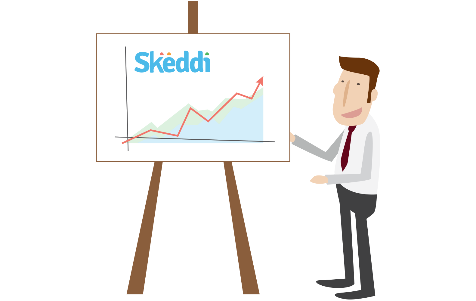 Perché Skeddi crea valore aggiunto al tuo business?